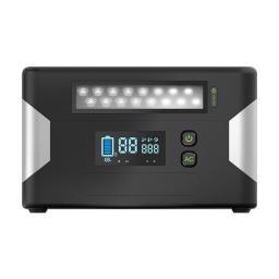 I5 500W Portable Solar Generator