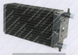 Радиатор отопителя КАВЗ медный 3-х рядный ШААЗ