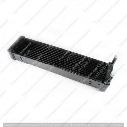 Радиатор отопителя КРАЗ-255, 256, 250, 260, 6510 медный 3-х рядный ШААЗ