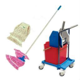 Комплект для уборки полов CleanFLoor Ideal
