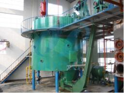 20 тонн/сутки завод по экстракции соевого масла с передовой технологией