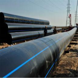 Труба HDPE ПНД полиэтиленовая для водоснабжения PE100 и PE80