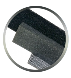 ПСУЛ самоклеящаяся предварительно сжатая уплотнительная лента TapeFlex
