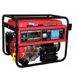 Напрокат электростанция бензогенератора REDVERG RD8000EB