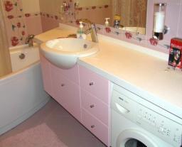 Мебель для ванных комнат №5