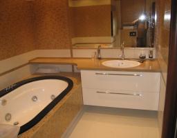 Мебель для ванных комнат № 1
