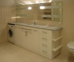 Мебель для ванной № 22