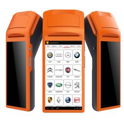 производитель диагностика автомобиля автомобильный сканер блютуз Инструмент OBD сканер и принтер Leoscan GTS600