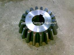 Шестерня коническая КСД/КМД-1750 ч.1277.02.310