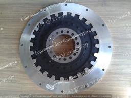 Муфта упругая Stromag PVN 43331 для двигателя ЯМЗ-7511