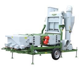 Воздушная машина для очистки чечевицы и фасоли