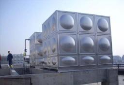 Резервуар нержавеющий стальной для увеличения наливного объема
