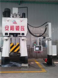 ЧПУ полногидравлический штамповочный молот для производства штамповок