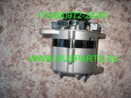Генератор для двигателя погрузчика Isuzu C240 (12V)