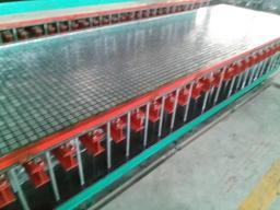 Оборудование для производства стеклопластиковых решёток для озеленения