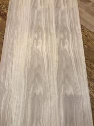 Пробковый пол с фотопечатью Ruscork PrintCork Luxe XL Oak Snow