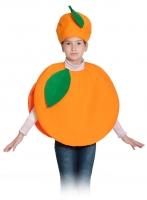 Детский карнавальный костюм Апельсин