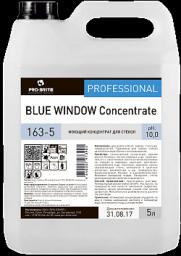 Моющий концентрат для стёкол Blue Window Concentrate 5л