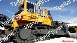 10292136 Каток поддерживающий Liebherr PR764