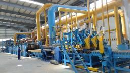 линия по производству минеральной ваты