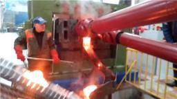 проктаный стан для производства стальных шаров