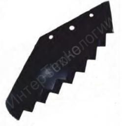 Нож для кормосмесителя Euromix 1 (Кун,520 x 200 x 8) A5303620