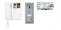 Комплект видеодомофона LYNEA с вызывной панелью THANGRAM