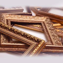 Багет для зеркал и картин. Багетная мастерская. Багет пластиковый и деревянный