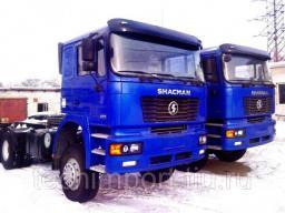 Седельный тягач Shacman SX4258DV385 (430 л.с.)