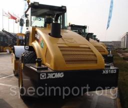 Дорожный каток XCMG XS163