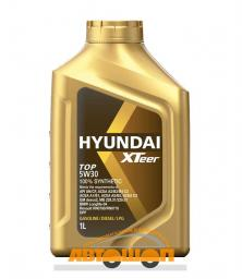 HYUNDAI  XTeer TOP 5W30, 1л, Моторное масло синтетическое