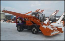Снегопогрузчик лаповый СЛП-206МУ (гидравлический)