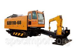 Установка ГНБ Goodeng GD 110-68C-L