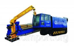 Установка ГНБ Goodeng GD 3500D-L