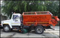 СДМ.ПСР-3 Пескоразбрасывающее оборудование
