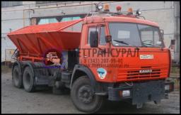 СДМ.ПСР-7 Пескоразбрасывающее оборудование