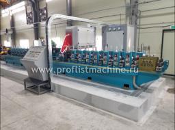 Линия для производства профильных труб в Китае