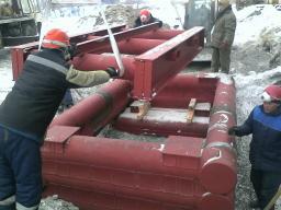 Вагонные Весы (С) 100/150 тонн, 5,0 м х 2 шт. с СФ