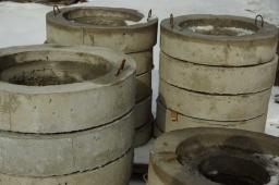 Подушка для ковера малого (бетонное основание) Ø450х Ø440х130мм