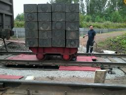 Вагонные Весы (Сд) 80/100/150 тонн, 3,5 м х 2 шт.