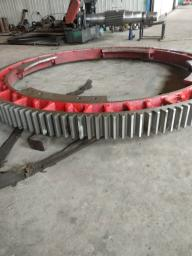 зубчатое колесо экскаватора венец экскаватора ЭКГ