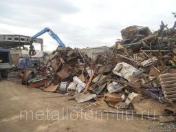 Сдать металлолом, продать металлолом, кабель бу, чугун, сталь, аккумуляторы бу в Апрелевке