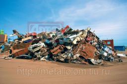 Прием металлолома в Москве. Сдать металлолом в Москве. Вывоз лома металлов по Москве и всей области.
