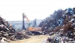 Сдать металлолом в г. Дубна. Вывоз металлолома в г. Дубна. Демонтаж металлолома в г. Дубна.