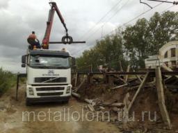 Вывоз металлолома как в Москве так и в Московксой области. Вывоз металлолома круглосуточно.