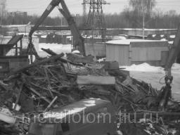 Купим металлолом в Ивантеевке. Вывоз металлолома в Ивантеевке. Демонтаж металлолома в Ивантеевке.