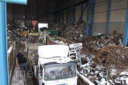 Прием металлолома в Москве и Московской области. Сдать металлолом в Балашихе.