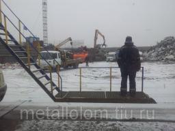 Купим металлолом и торговое оборудование бу, стеллажи бу , лом электрооборудования в Подольске