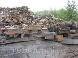 Купим металлолом и торговое оборудование бу, стеллажи бу , лом электрооборудования в Пушкино