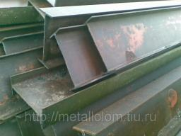 Купим лежалый металл, металлопрокат, арматуру, трубы, балки, швеллера, двутавры.